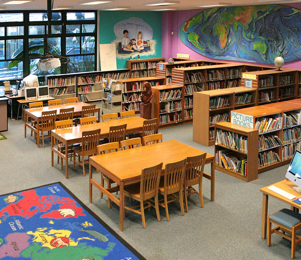 Malibu Elementary School Library
