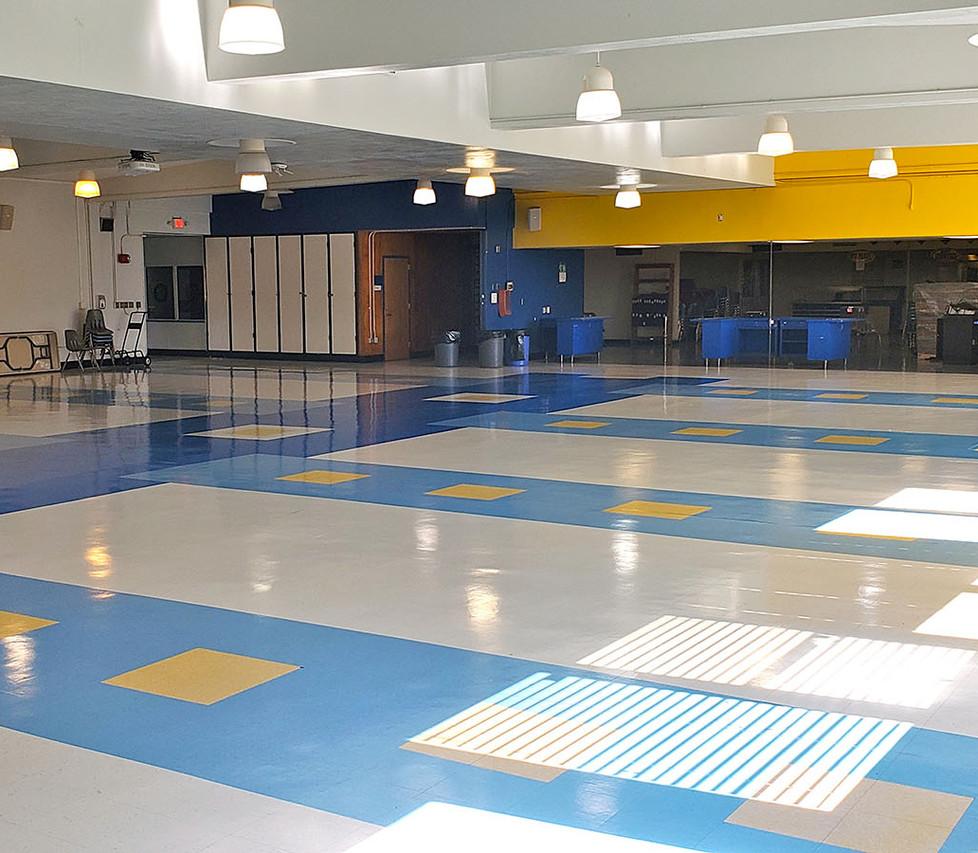 Santa Monica High School Cafeteria