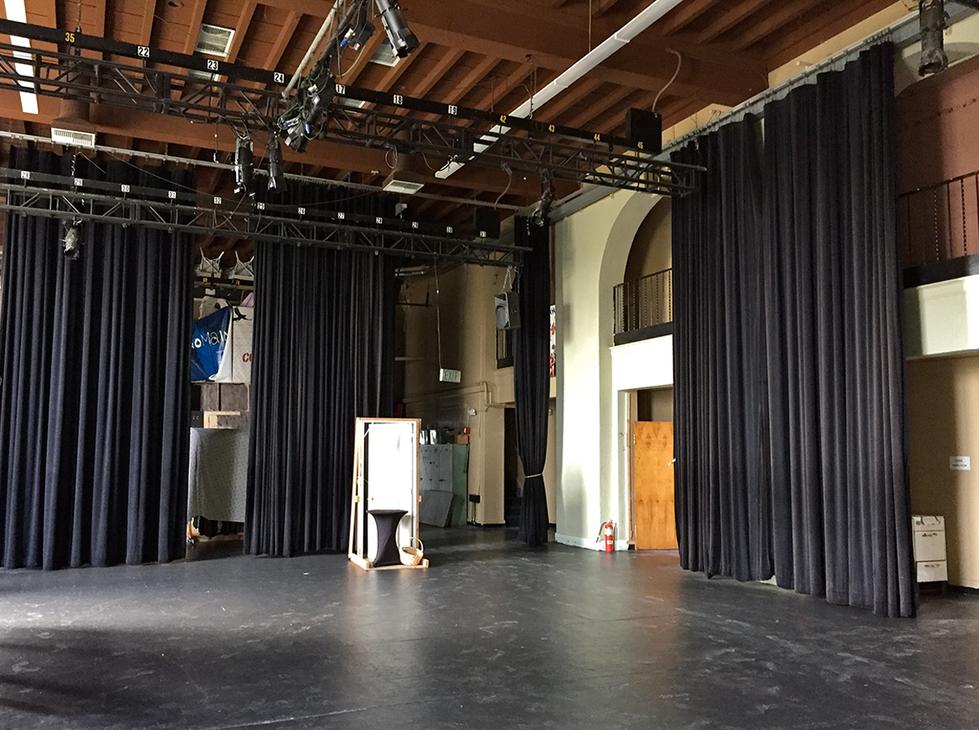 Santa Monica HS Humanities Center Black Box Theater