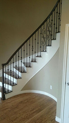 Stair Case & Handrail Installation
