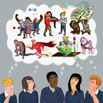 Curriculum unit image creation