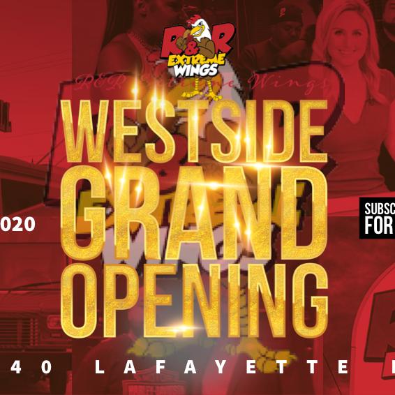Westside Grand Opening