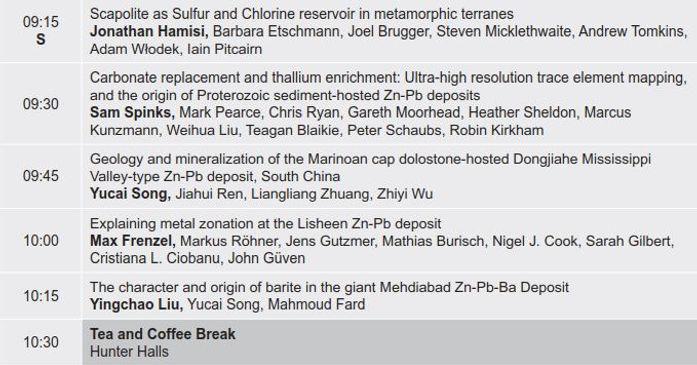 9. Advances in understanding hydrotherma