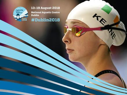 Para Swimming Championships coming to Dublin!