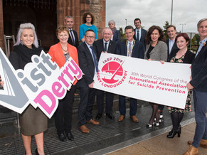 IASP 2019 is coming to Derry!