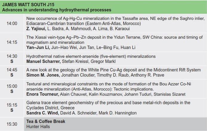 9. Advances in understanding hydroytherm