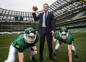 College Football Returning to Ireland!