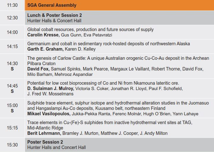 6. Mineral resources for Green Growth. T
