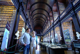 Book of Kells at Trinity College