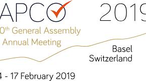 Abbey Attend IAPCO 2019