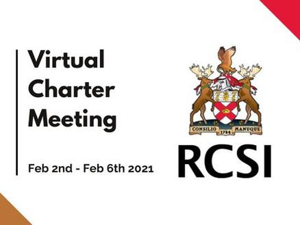 RCSI Virtual Charter Week