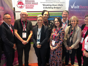 Record Breaking Week in Derry for IASP