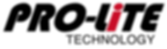 Pro-Lite Logo - Master Black Transparent