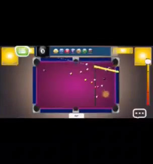 8 Ball Masters - Billiards emulator app in development
