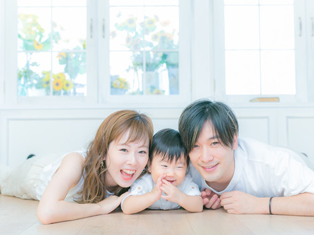 大阪・堺のアットホームなスタジオで子ども写真の撮影してみませんか?♡