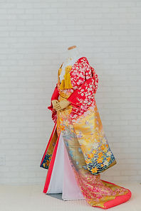 大阪和装前撮りのtakane_wedding_photography