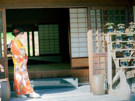 大阪・堺のロケーション成人式前撮り♡思い出になるお写真をお撮りいたします♪