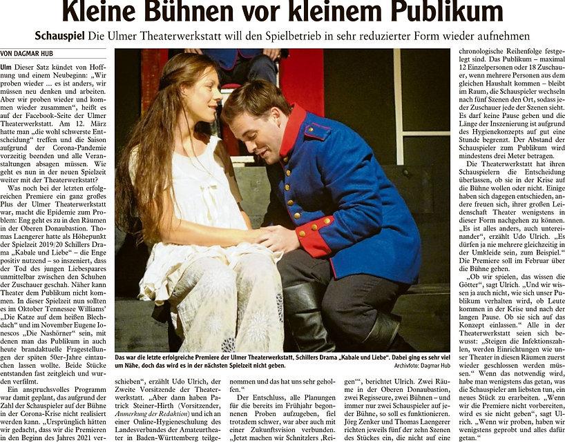 2020-08-20_Neu-Ulmer_Zeitung_Kleine_Bueh
