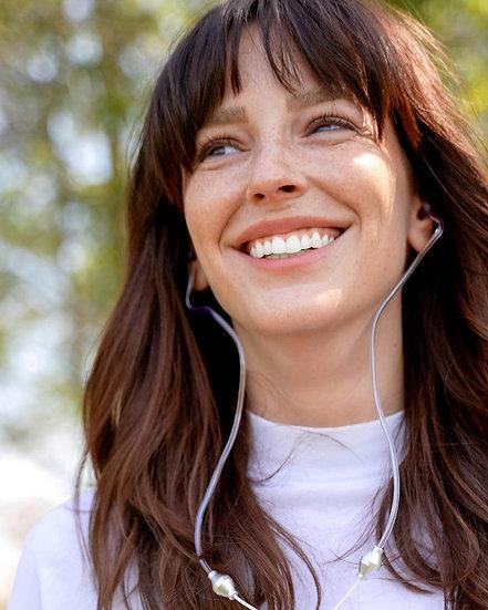 SafeSleeve AirTube Headphones