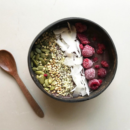 Anti-everything Immune Boosting Smoothie Bowl