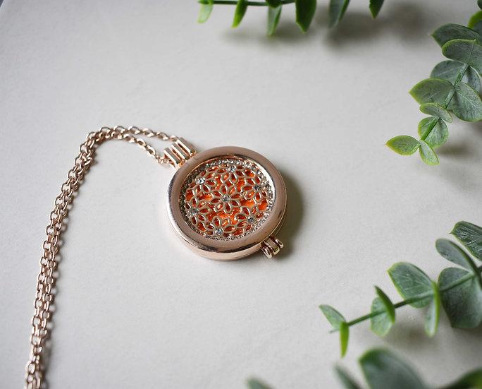 Flowers in the Attic - diffuser pendant