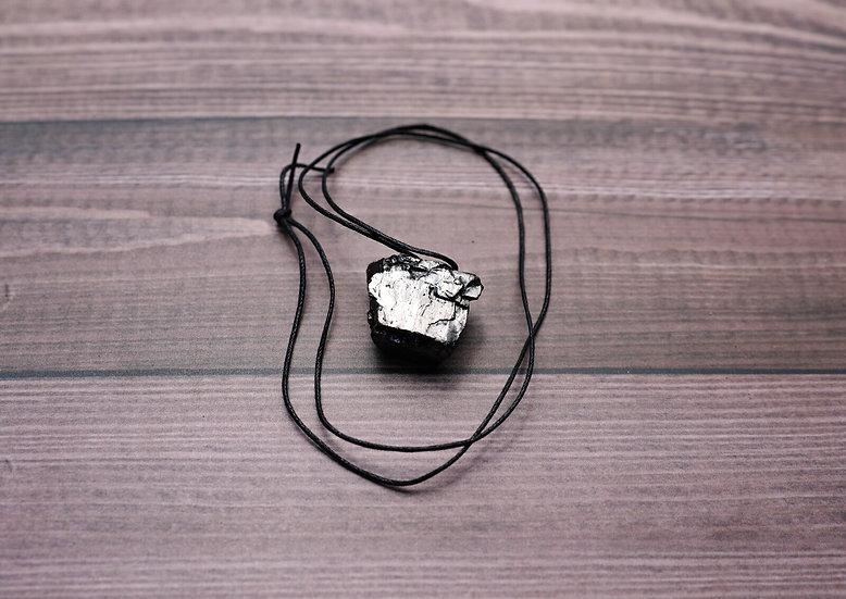 ELITE SHUNGITE SET - Necklace & Keyring