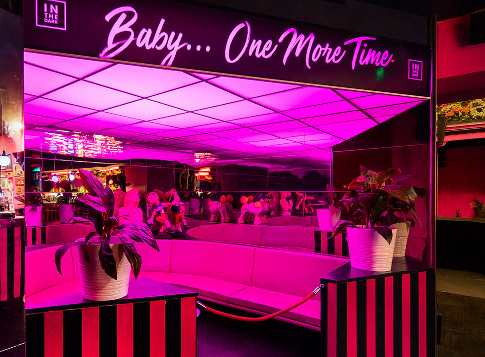 Baby One More Time Booth