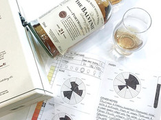 Tasting notes on the _thebalvenie 21 yea