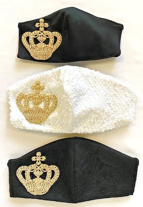 Limited Edition ~ Royalty Love Masks