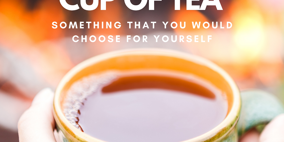 Yoga in a Cup of Tea