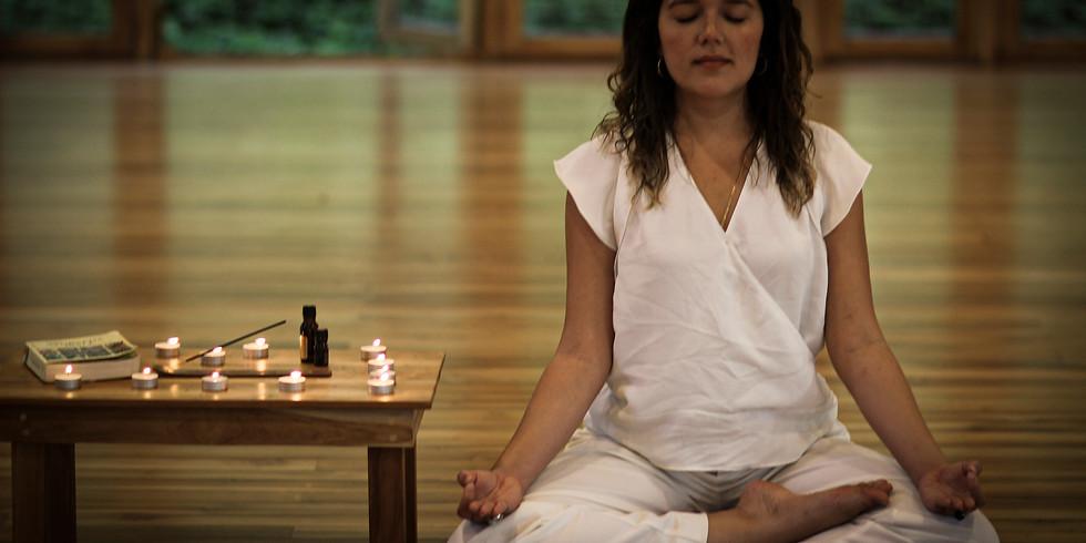 Curso Online Meditación