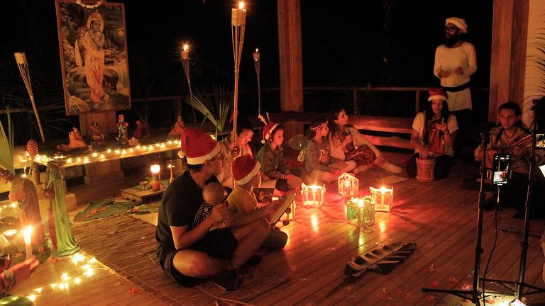 Retiro de Navidad en el Ashram