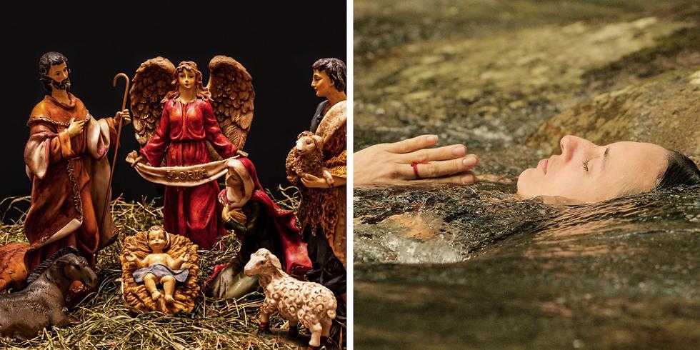 Navidad y Año Nuevo Yóguicos
