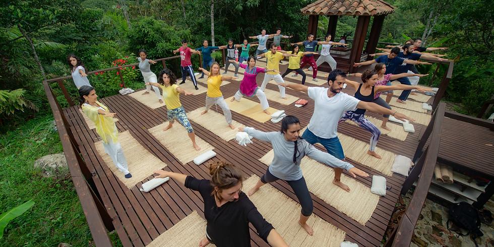 Vacaciones de Yoga en Familia (Semana Santa)