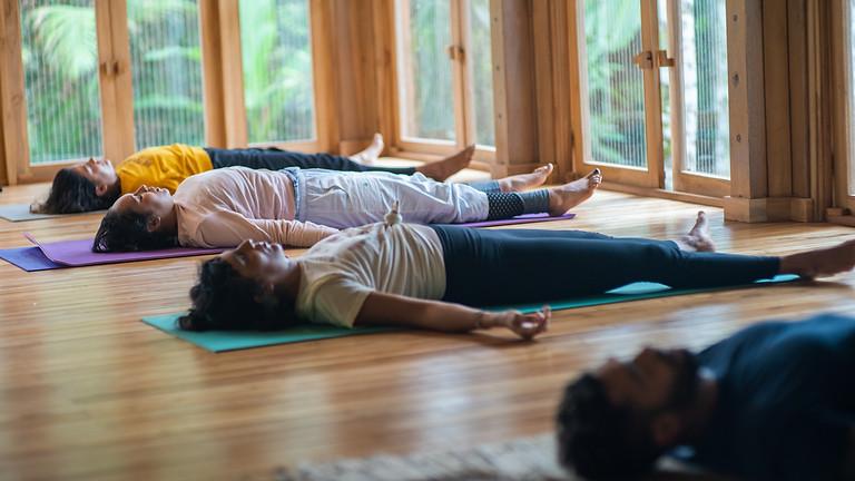 Retiro Yoga para Principiantes