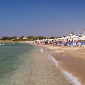 Συμμετοχή στην περιβαλλοντική δράση «Ανακυκλώνω στην Παραλία»