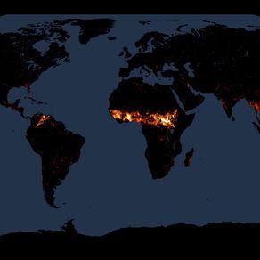 NASA: παρακολούθηση των ενεργών πυρκαγιών του 2020