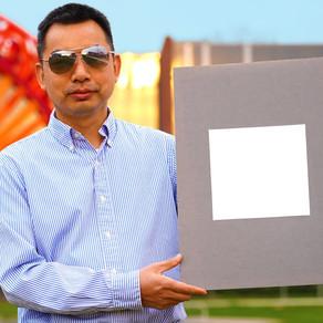 Δημιουργήθηκε λευκή μπογιά που ανακλά τουλάχιστον το 98% των ακτίνων του ήλιου!