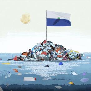 Πώς το πλαστικό έχει διεισδύσει στα θαλάσσια οικοσυστήματα.