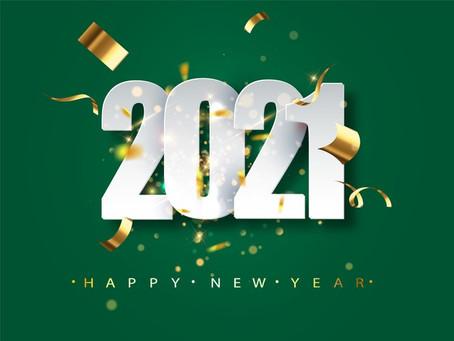 Το 2021 είναι το έτος της ελπίδας