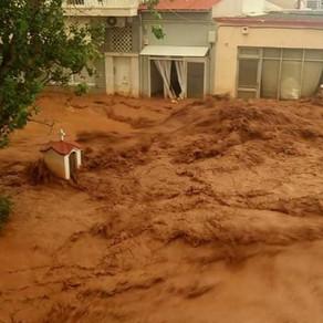 Η ανάγκη Συστημάτων Έγκαιρης Προειδοποίησης πλημμυρών και πυρκαγιών