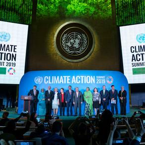 Σύνοδος κορυφής για το κλίμα από τον ΟΗΕ και τη βρετανική κυβέρνηση