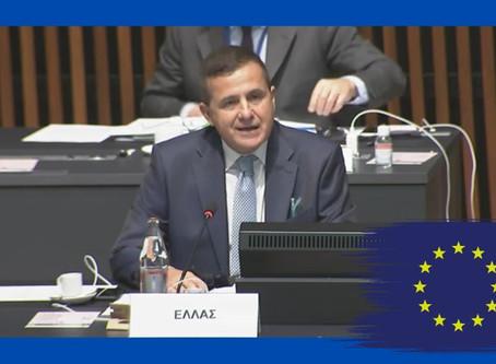 Σταθερά υπέρ της μείωσης εκπομπών αερίων του θερμοκηπίου κατά τουλάχιστον 55% το 2030 η Ελλάδα