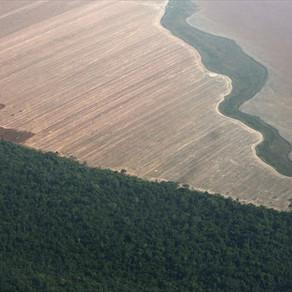 Η Βραζιλία πέτυχε νωρίτερα το στόχο των εκπομπών