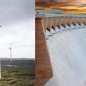 Eurostat: Αιολικά και υδροηλεκτρικά παρέχουν την περισσότερη ανανεώσιμη ηλεκτρική ενέργεια στην ΕΕ