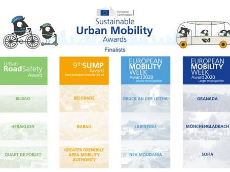Φιναλίστ το Ηράκλειο και τα Νέα Μουδανιά στην Ευρωπαϊκή Εβδομάδα Κινητικότητας