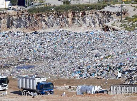 Τα βασικά προβλήματα στη διαχείριση απορριμμάτων στην Ελλάδα