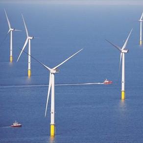 Η Ευρώπη αναμένεται να παράγει το 25% της παγκόσμιας αιολικής ενέργειας