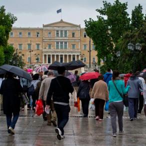 Στην Αθήνα κατά τον φετινό Οκτώβριο οι λιγότερες βροχές της τελευταίας 10ετίας