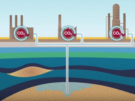 Διοξείδιο του άνθρακα: Από την ατμόσφαιρα… στο υπέδαφος!